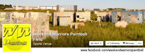 Click here to follow Weekend Warriors on Facebook.
