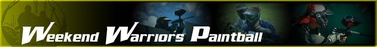 Weekend Warriors Paintball - New equipment sales and paintball equipment repairs and rentals.