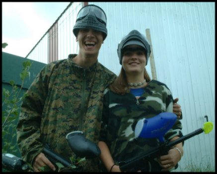 Weekend Warriors Paintball - Fun for everyone